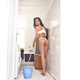 Sexy, House Work, Cleaning Lady