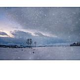 Winter, Winter Landscape, Norway