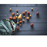 Fruit, Harvest, Backpack