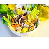 Salat, Thailändische Küche, Low-carb