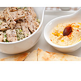 Vorspeise, Arabische Küche, Mezze