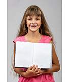 Teenager, Girl, School, Education, Schoolgirl, Textbook