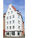 House, New Building, Luebeck