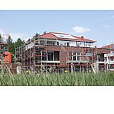 Hausbau, Mehrfamilienhaus, Bad Zwischenahn