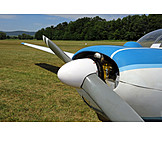 Airplane, Propeller, Propeller Airplane