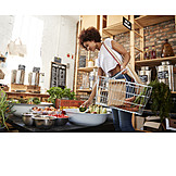 Shopping, Ecologically, Package Free