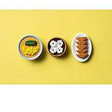 Asian Cuisine, Dining, Imitation