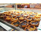 Pastry, Pastel De Nata