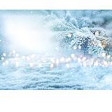 Lights, Snow, Christmas