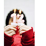Child, Birthday, 12