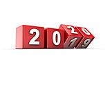 Silvester, 2020