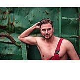 Man, Sexy, Naked