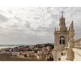 Lisbon, São vicente de fora monastery