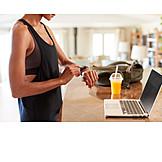 Information, Workout, Smartwatch