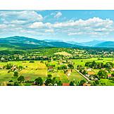 Cultural Landscape, Montenegro