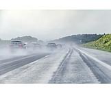 Highway, Bad Weather