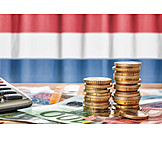 Finanzen, Euro, Niederlande