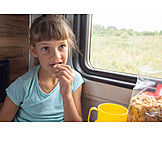 Girl, Eating, Journey