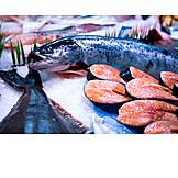 Fish, Fish Market, Prepared Fish