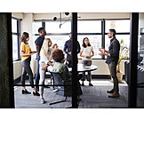 Meeting, Team, Staff
