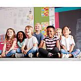 Attentive, Children, Preschool