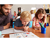 Bildung, Malen, Vorschule