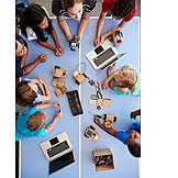 Classroom, School Subject, Programming