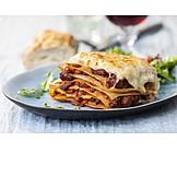 Italian cuisine, Baked meal, Lasagna