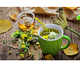 Tea, Herbs, Infusion