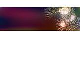 Feuerwerk, Neujahr, Pyrotechnik