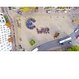 Luftbild, Wir, €