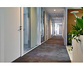 Büro, Korridor