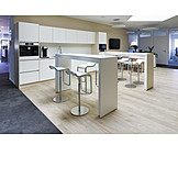 Büro, Küche, Aufenthaltsraum