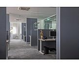 Office, Open Plan Office, Computer Workstation