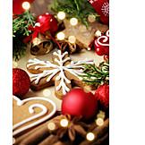 Christmas, Christmas cookies, Gingerbread