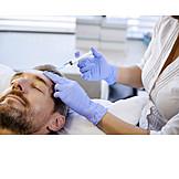Injection, Beauty treatment, Botox