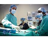 Team, Hospital, Operating