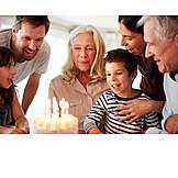 Birthday, Birthday Cake, Birthday Party