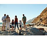 Beach, Family, Generations