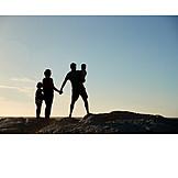 Zusammenhalt, Familie, Verbundenheit