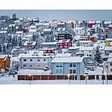 Winter, Residences, Troms