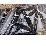 Ice, Frozen, Surface