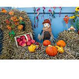 Thanksgiving, Autumn Decoration