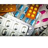 Tablets, Pharmacy, Blister