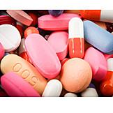 Medikament, Kapsel, Arzneimittel