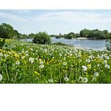 Frühjahr, Weser
