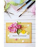 Happy Birthday, Craft, Birthday Card