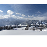 Winter, Berchtesgadener Land