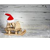 Christmas Decoration, Christmas, Santa Claus