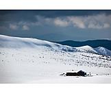 Winter, Snezka